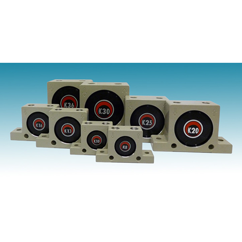 Pneumatic Vibrators (Rotary, Linear, Impact)