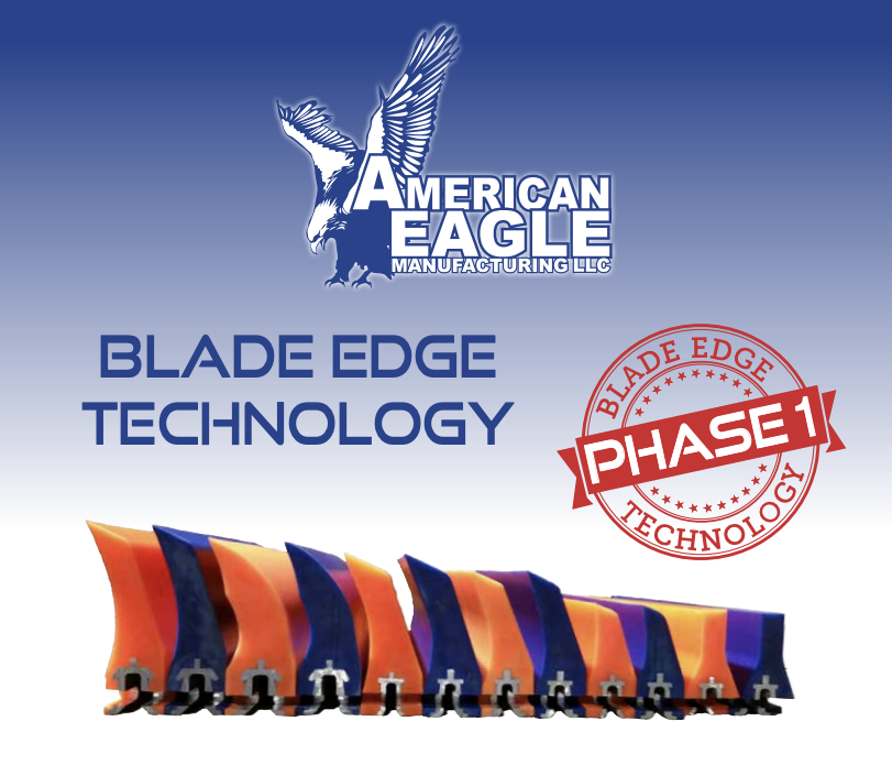 American Eagle Replacement Blades   Drummond Equipment